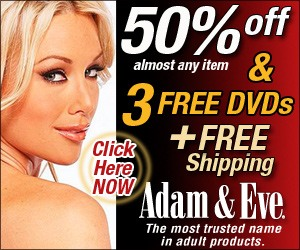 50% off Adam and Eve Coupon Code Promo Code