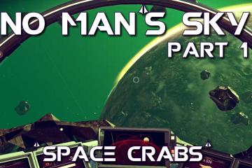 spacecrabs