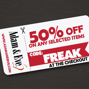 Get 10 Free Gifts including 6 Full length movies, free shipping, and more! Use coupon code FREAK at checkout!